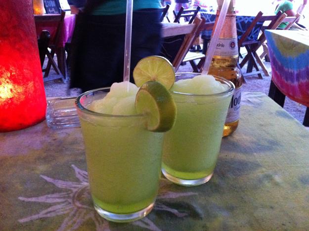 Electric Lemonades at Fah.
