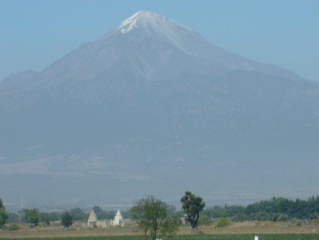 Pico de Orziba, highest point in Mexico