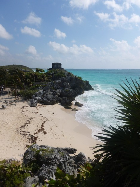 Back in the day we'd have called this blog AWOL Chichen Itza because we definitely would have moved to be on the water in Tulum versus living in the jungle.