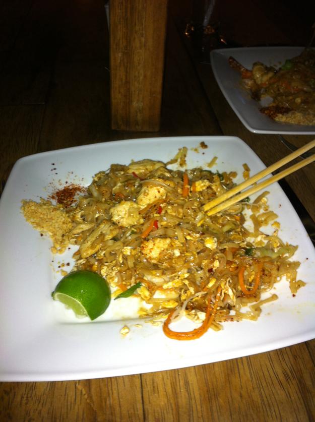 Was Mexican Thai food the culprit?