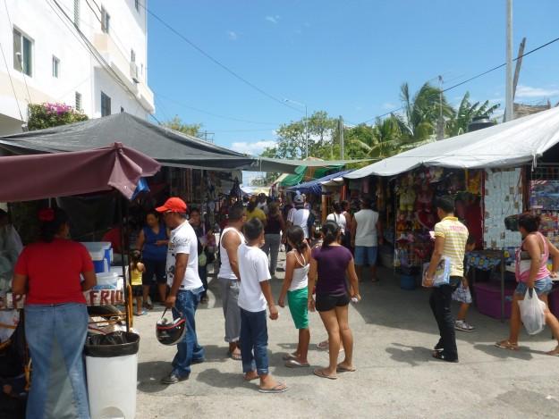 Playa del Carmen Mercado