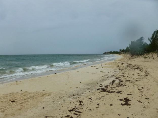 Rainy Days in Playa del Carmen