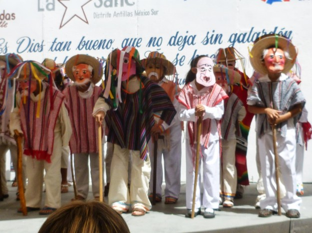 Michoacan Dance of the Old People