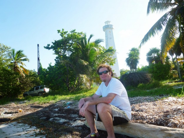 Punta Allen Lighthouse