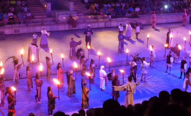 Xcaret Meeting of the Worlds