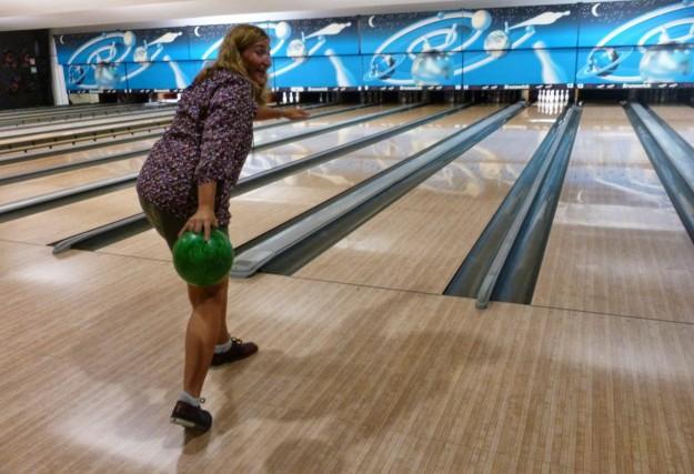 Bowling in Playa del Carmen