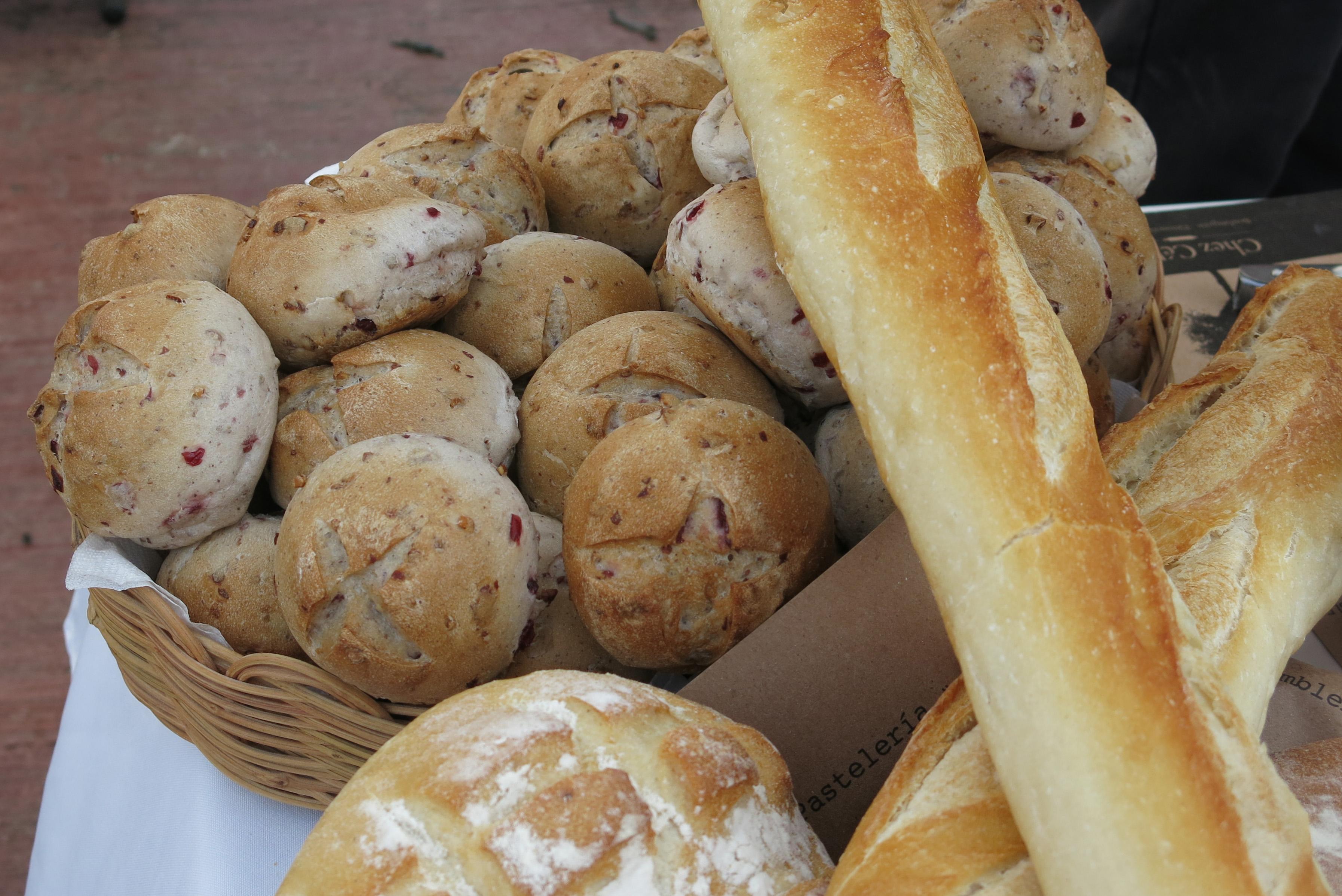 Bread at Taste of Playa