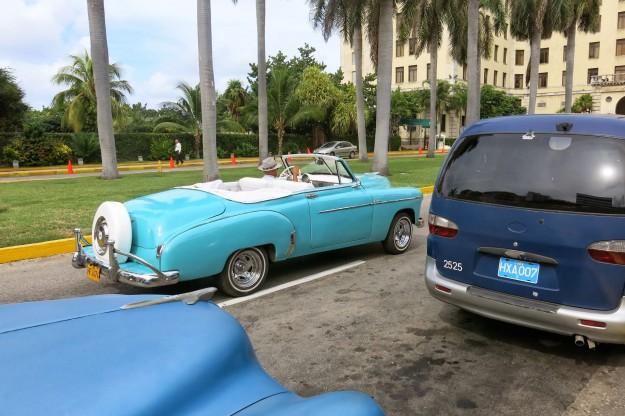 1950 Classic Car in Cuba
