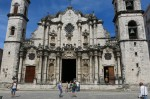 Over 500 years old, Havana Cathedral was one of the first buildings built in the New World .