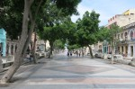 El Prado is one of many of the promenades and green spaces that are meticulously maintained.