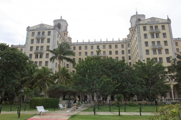 National Hotel in Havana