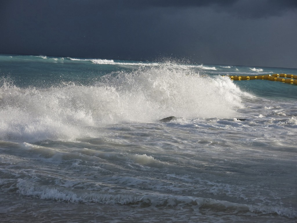 The Sea, She Is Angry