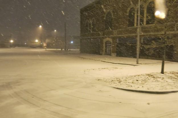 Kansas City Snowfall