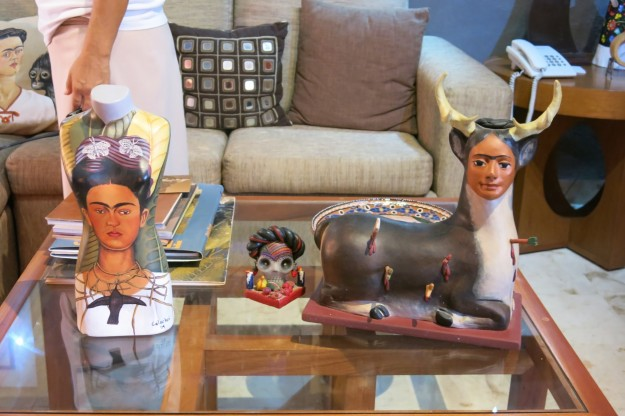 Frida Room at Casa de los Venados