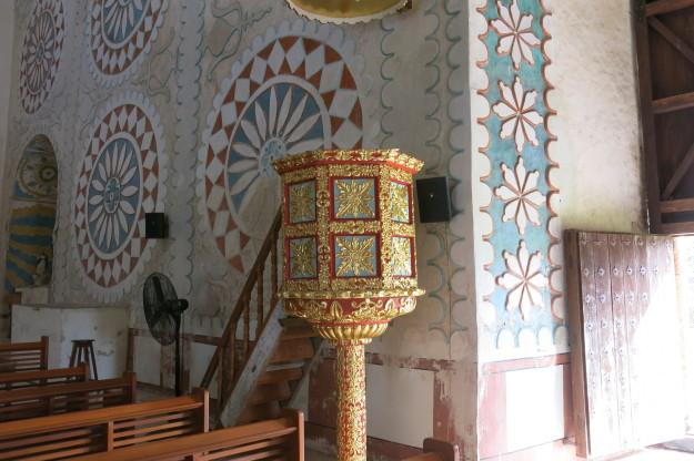 Uayma Church