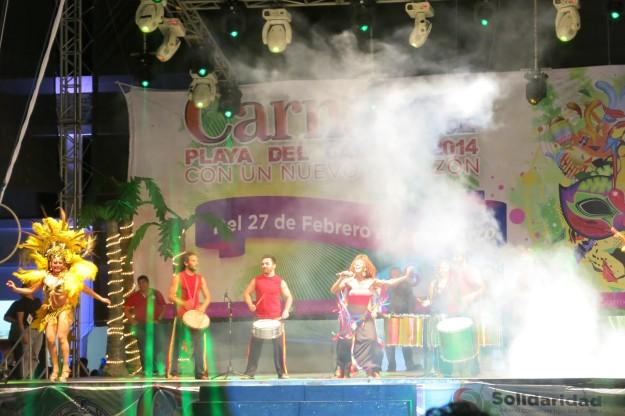 Carnaval in Playa del Carmen