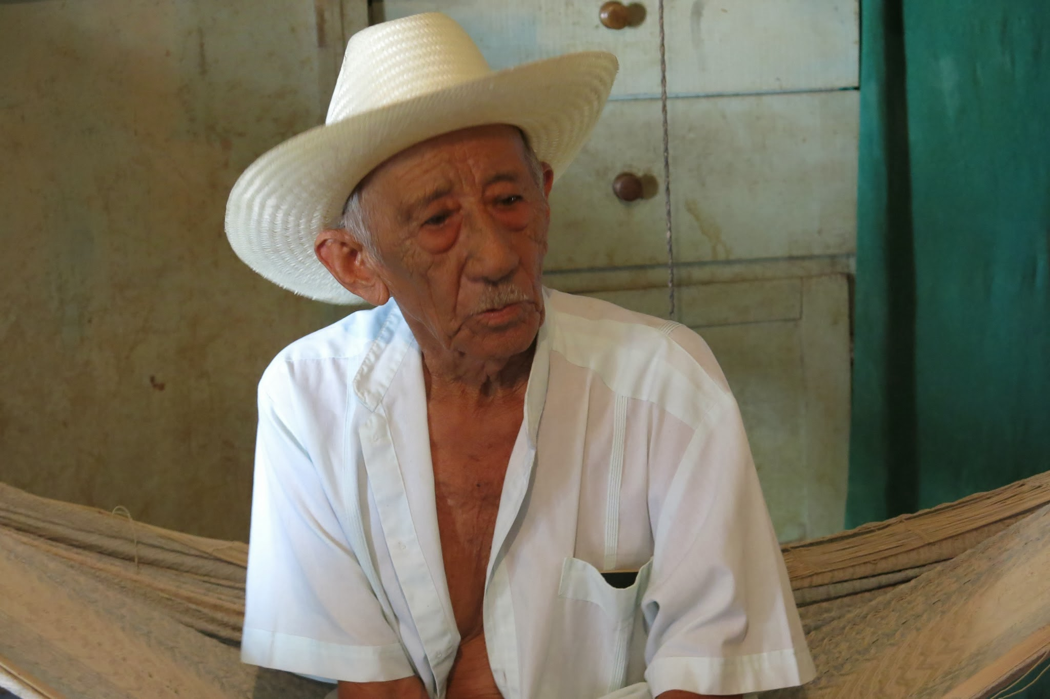 Elder in Senor