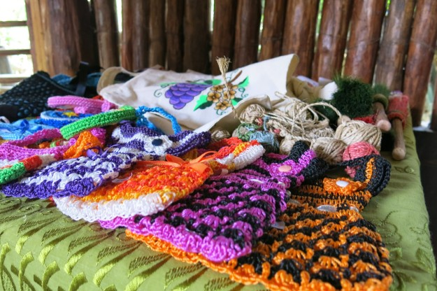 Hand made items in Señor
