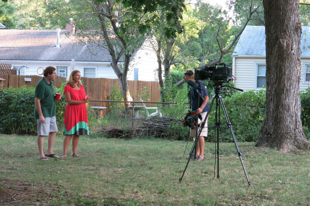 Filming Househunters in Kansas City
