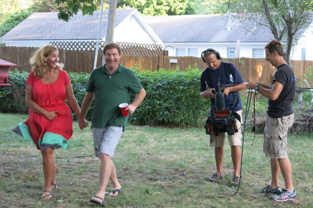 Filming HouseHunters International in Kansas City
