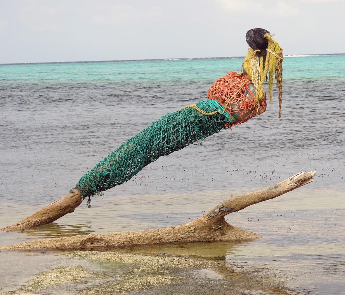Xcalak Mermaid