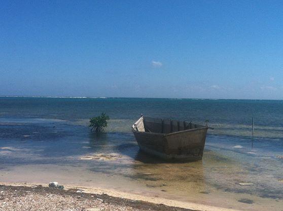xcalak cuban boat