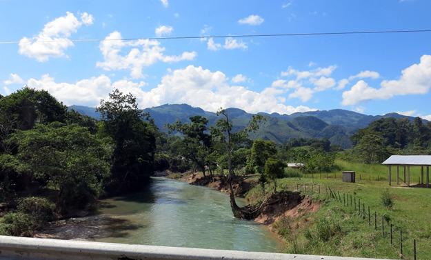 Streams of Chiapas