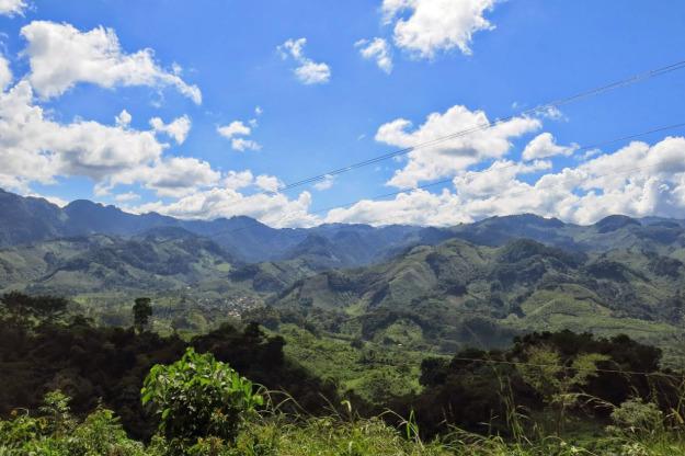 Chiapas Mountains