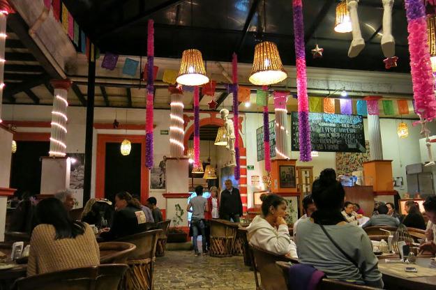 Chiapas Coffee Shop