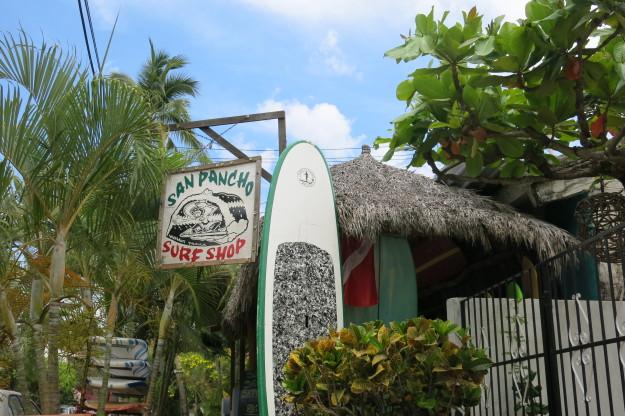 san pancho surfshop