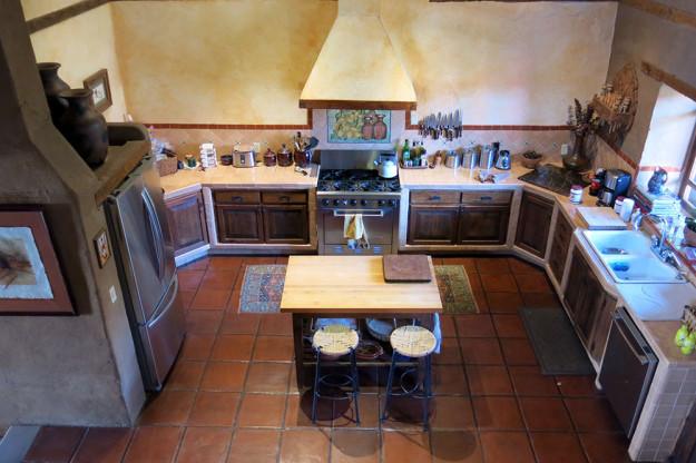 Patzcuaro Kitchen