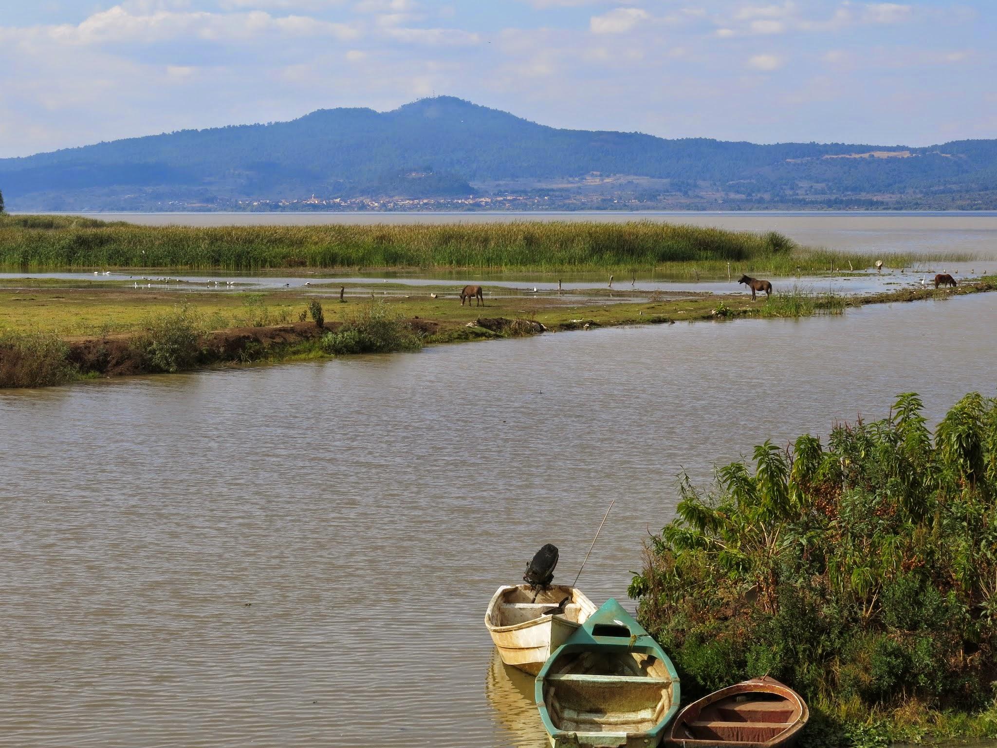 A leisurely drive around lake patzcuaro awol americans for Fishing lakes around me