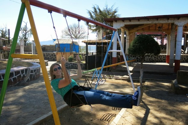 Janitzio Plaza Playground