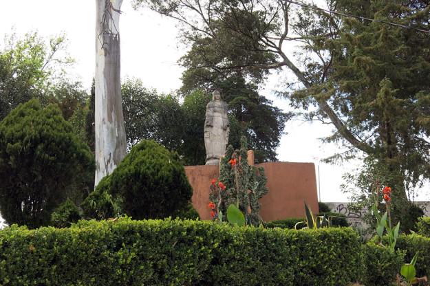 Saint at El Estribo