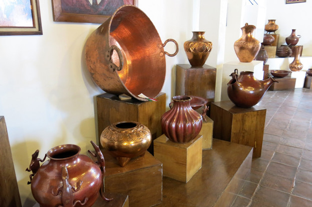 Copper in Santa Clara de Cobre