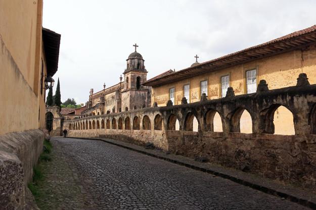 Churches of Patzcuaro
