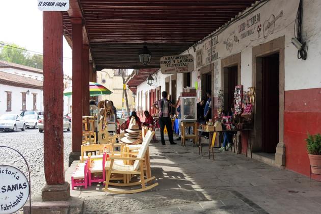 Patzcuaro Vendors