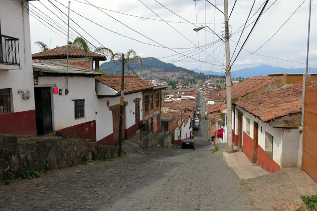 Streets of Patzcuaro