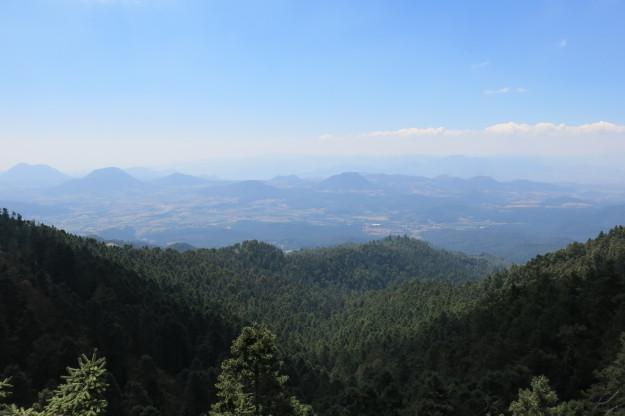 Sierra Chincua mirador