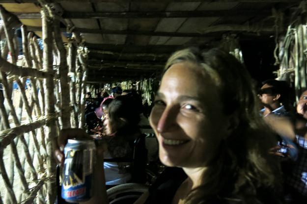 Deidre at the Baca, Yucatan Fair