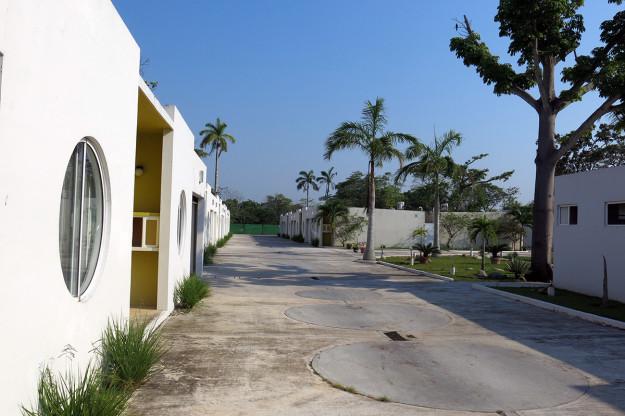 Autohotel in Mexico