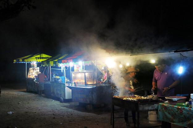 Baca, Yucatan Fair Tailgating