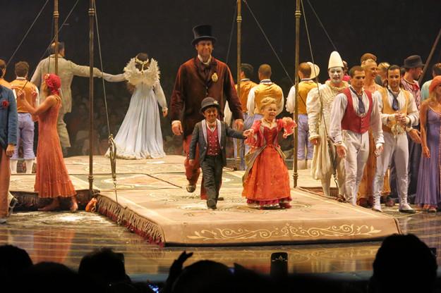 Cirque du Soleiul Merida