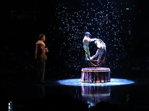 Corteo Cirque du Soleil