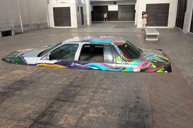 Art in Merida