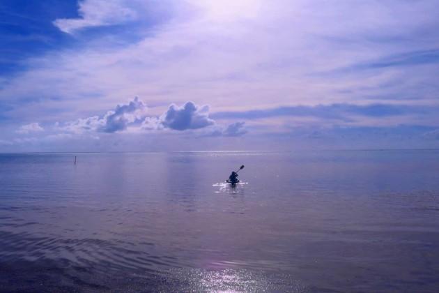 Xcalak Kayaking