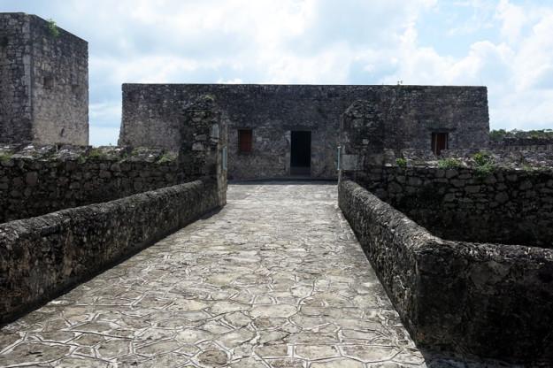 Fort San Felipe in Bacalar