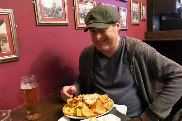 Nachos in London