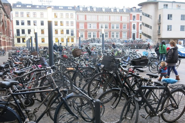 copenhagen bike rack