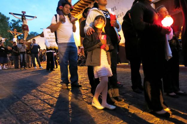 Semana Santa in Patzcuaro
